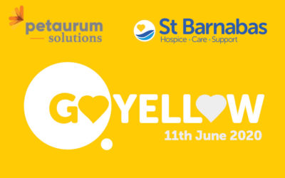 Go Yellow for St Barnabas Hospice's 38th Birthday
